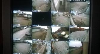 Монтаж уличного видеонаблюдения в Вологде