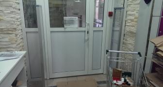 Установка и настройка СЗК в супермаркете косметики.